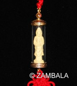 Standing Kuanyin Amulet