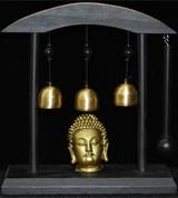 Zen 3 Bell with Buddha