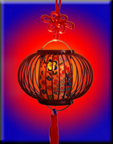 LED Decor Lantern Lamp