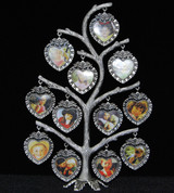 Twelve Photo Family Tree Frame