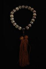 Carved Lotus Bodhi Root