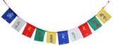 Green Tara Prayer Flag