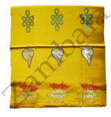 Silk Katag Embroidery