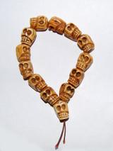 Bone Skull Bracelet (L)
