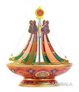 Subjugating (Amitabha) 24 Hrs Mandala Incense Burner