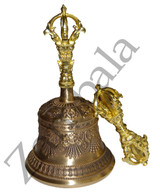 Bell and Dorje  5 leaf  (M)