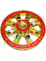 Mani Wheel Fidget Spinner Prayer Wheel