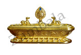 Mani & 8 Auspicious Incense Burner