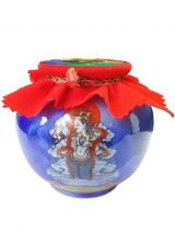 Naga Blessed Treasure Vase (S)