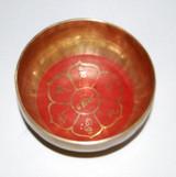 Singing Bowl w/ Mantra (M)