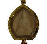 Deity Tsatsa Amulet Charm - Amitabha / Kalachakra