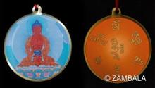 Amitabha Mantra Enamel