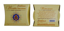 Wealth Incense 4-Hour Coil Incense