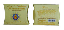 Wealth Incense 2 Hour Coil Incense