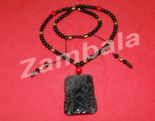Agate Penda Beads Mala