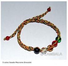5 Color/beads Macrome Bracelet