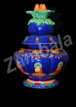 Medicine Buddha Blessed Treasure Vase