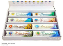 """Protection 6"""" Stick Incense"""