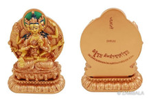 Namgyalma 12 cm with Mantra