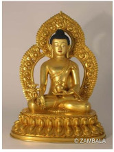 "Medicine Buddha Statue 12"""