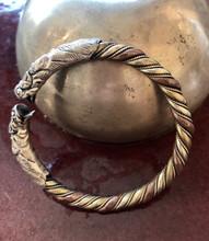 Metal Dragon Bracelet