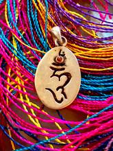 Silver Hung Symbol Pendant