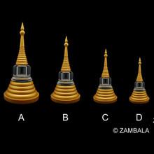 Thai Style Stupa