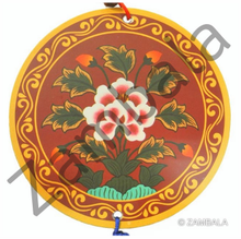 Lotus Symbol Tassel Charm
