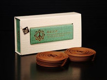 Hui An Aloeswood 4 hr Coil Incense