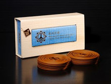Qing Zhou Aloes wood 4 hrs Coil Incense