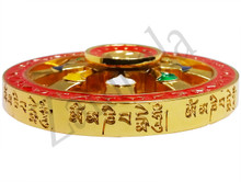 Mani Wheel Fidget Spinner Prayer Wheel