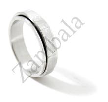 Om Mani Padme Hum Mantra Ring