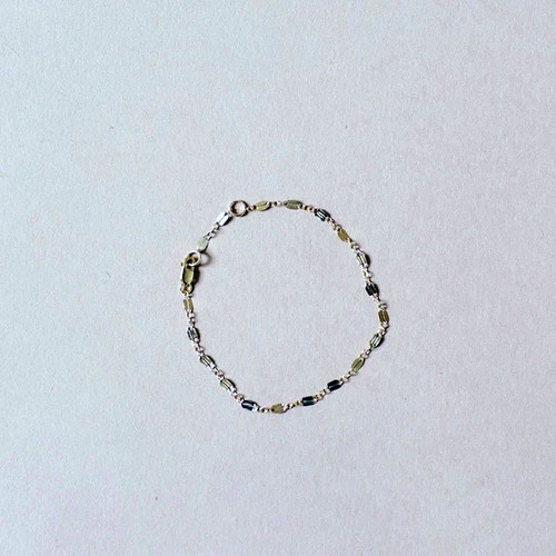 Simple Gold Chain Bracelet