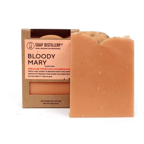 Bloody Mary Soap Bar