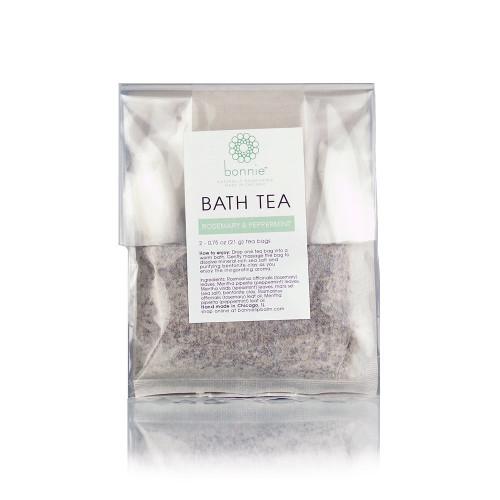 Bath Tea - Rosemary & Peppermint