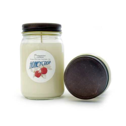 Honeycrisp Candle