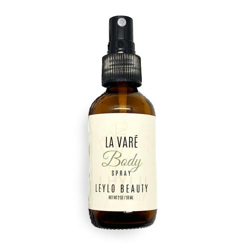 La Varé Body Spray