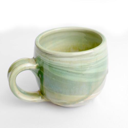 Peridote Green Classic Mug