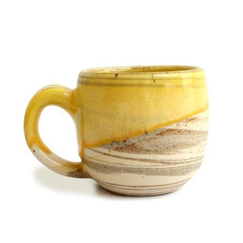 Lemon Yellow Classic Mug