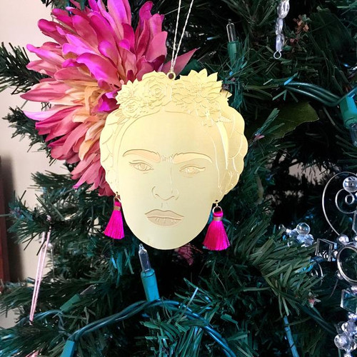 Frida Ornament
