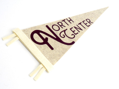 North Center Pennant