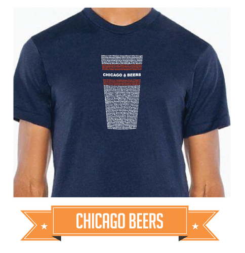 Chicago Beers Shirt