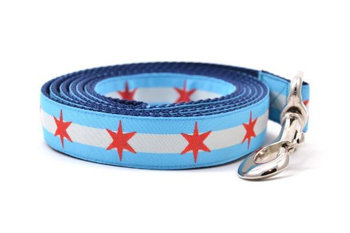 Chicago Flag Lead - Large