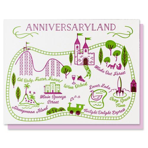 Anniversaryland Card
