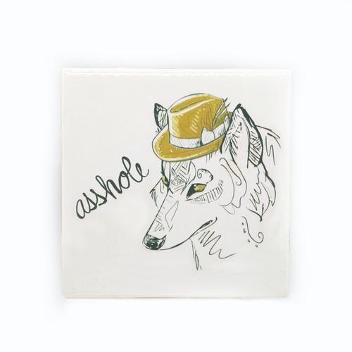 Asshole Wolf Coaster
