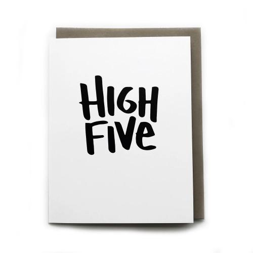 High Five Card