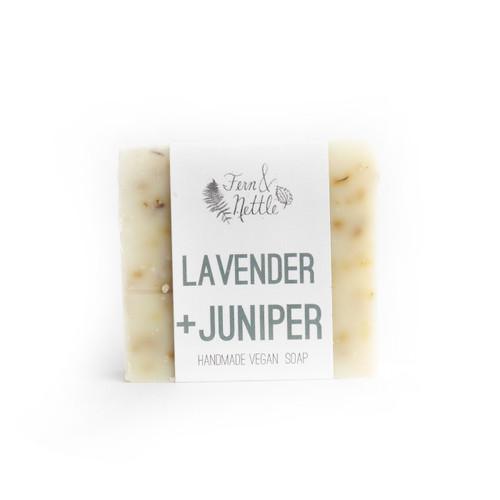 Lavender + Juniper Vegan Soap