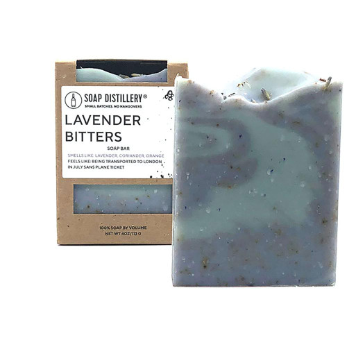 Lavender Bitters Soap Bar