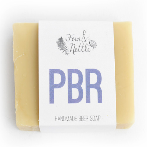 PBR Vegan Beer Soap