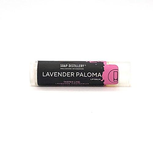 Lavender Paloma Lip Balm